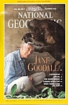 National Geographic magazine-  December 1995