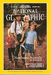 National Geographic magazine -  January 1991.