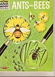 Ants and Bees wonder book - 1962