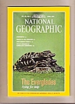 National Geographic magazine- April 1994
