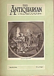 Click here to enlarge image and see more about item M9229: The Antiquarian magazine -  March 1926