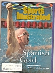 Sports Illustrated -  August 3, 1992