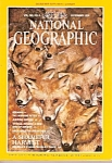 National Geographic magazine-  September 1991