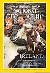 National Geographic magazine - sEptember 1994