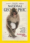 National Geographic magazine-  December 1994
