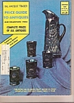 Click here to enlarge image and see more about item M9268: The Antique Trader price guide to antiques - Winter 197