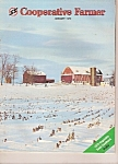 Click here to enlarge image and see more about item M9318: Cooperative Farmer - January 1979