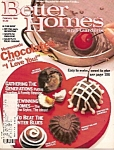 Better Homes and Gardens -  February 1986