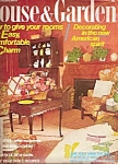 Click here to enlarge image and see more about item M9326: House & Gardens - February 1975
