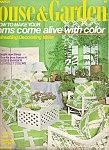 Click here to enlarge image and see more about item M9330: House & Garden -  March 1975