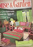 Click here to enlarge image and see more about item M9331: House & Garden -  November 1969
