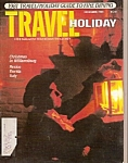 Click here to enlarge image and see more about item M9339: Travel Holiday - december 1980