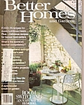 Better Homes and Gardens -  September 1982