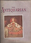The Antiquarian - September 1929