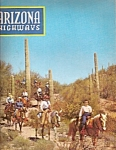 Click here to enlarge image and see more about item M9431: Arizona Highways -  November 1957