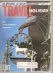 Click here to enlarge image and see more about item M9573: Travel Holiday -  October 1980