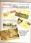 Click here to enlarge image and see more about item M9590: American Philatelist  -  July 2000