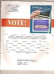 Click here to enlarge image and see more about item M9599: American Philatelist -  November 2000