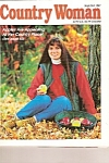 Click here to enlarge image and see more about item M9638: Country woman-  Sept/ Oct.  1997
