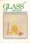 Click here to enlarge image and see more about item M9654: Glass review  - October 1987