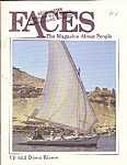 Faces magazine- september 1987