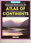 Atlas of Continents -  Rand McNally - Newsweek -1993