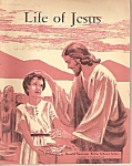 Click here to enlarge image and see more about item M9690: Life of Jesus magazine-  1962