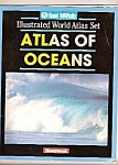 Click here to enlarge image and see more about item M9717: Atlas of Oceans - Rand McNally - Newsweek-  Copyright 1