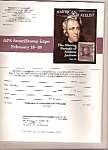 Click here to enlarge image and see more about item M9731: American Philatelist -  February 2000