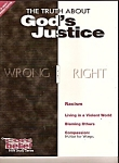Bible study series - THE TRUTH ABOUT GOD'S JUSTICE  - 1