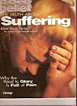 Click here to enlarge image and see more about item M9754: Bible Study series -  Suffering  -  copyright 1997