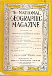 National Geographic May 1938