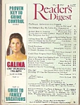 Click here to enlarge image and see more about item M9822: Reader's Digest -  May 1986