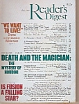 Reader's Digest -  July 1981