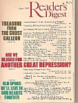 Click here to enlarge image and see more about item M9846: Reader's digest - August 1982