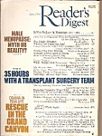 Click here to enlarge image and see more about item M9860: Reader's Digest -  June 1981