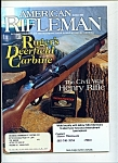 American Rifleman- October 2000