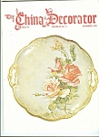 The China Decorator -  November 1978
