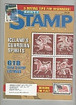 Click here to enlarge image and see more about item MH6158: Scott Stamp Monthly  -April; 2005