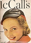 Click here to enlarge image and see more about item MH6612: McCall's magazine   November 1950