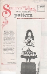 VINTAGE~SEELEY~MECHANICAL DOLL~CLAIRE PATTERN