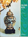 Click here to enlarge image and see more about item PA61978: PORCELAIN ARTIST   JUNE 1978