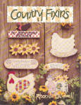 Click here to enlarge image and see more about item PAINT051: VINTAGE~COUNTRY FIXINS~RHONDA CALDWELL