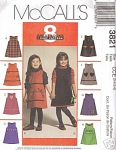 Click here to enlarge image and see more about item 3821: 8 GREAT LOOKS ONE PATTERN- JUMPER
