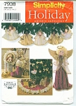 McCALL'S HOLIDAY PATTERN