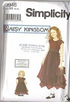 DAISY KINGDOM PATTERN  FREE SHIPPING  UNCUT