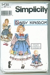 DAISY KINGDOM PATTERN  FREE SHIPPING