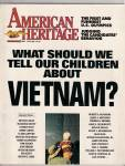 Click here to enlarge image and see more about item PJ147: American Heritage -  May-June 1988