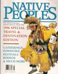 Click here to enlarge image and see more about item PJ183: Native  Peoples -  1996 special