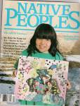 Click here to enlarge image and see more about item PJ184: Native Peoples - summer 1996v